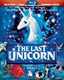 The Last Unicorn (Two-Disc Blu-ray/DVD Combo) Blu-Ray