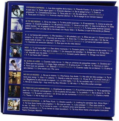 Álbumes De Estudio 1991-2009