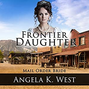 Frontier Daughter Audiobook