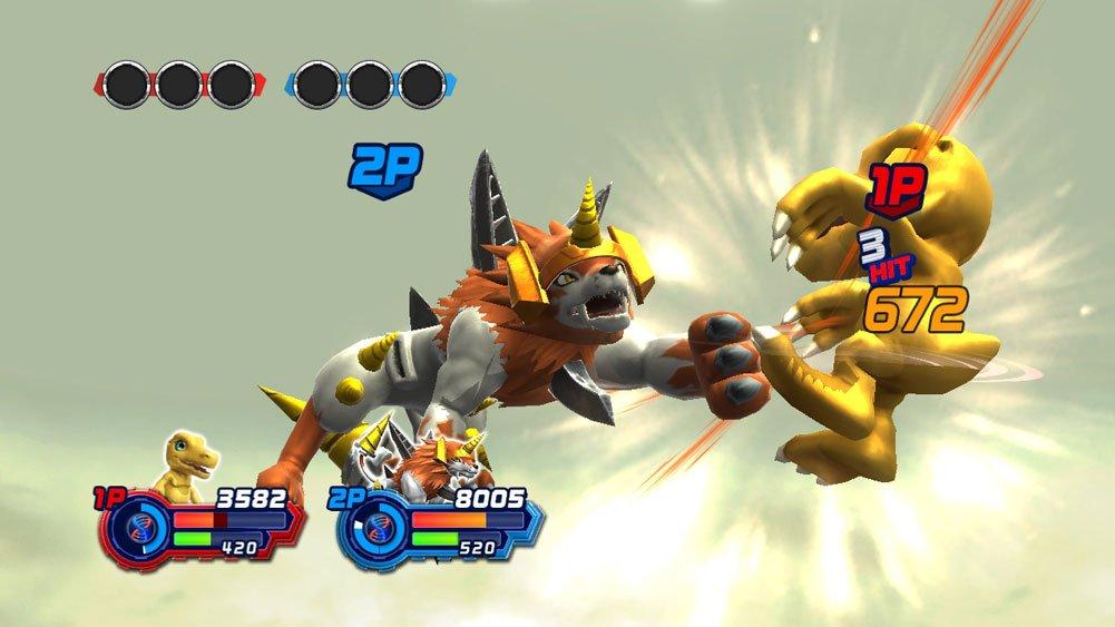 Digimon All Star Rumble Multilenguaje ESPAÑOL XBOX 360 (Region NTSC-U) (PROTOCOL) 4