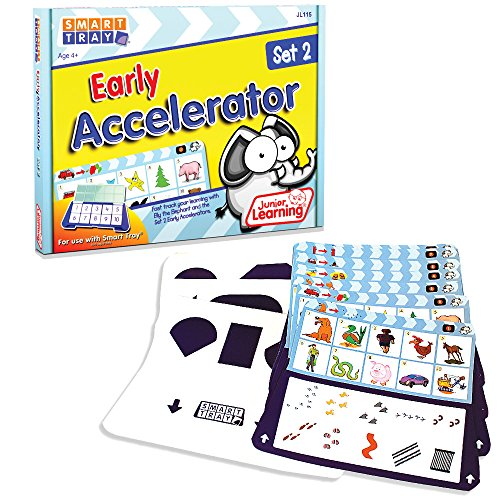 Junior Learning Early Accelerator Set 2 (Smart Tray compare prices)