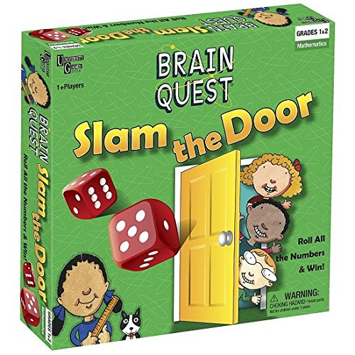 University Games Brain Quest - Slam the Door