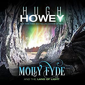 Molly Fyde and the Land of Light Audiobook