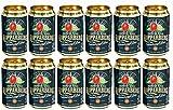 Kopparberg - Strawberry & Lime Cider Erdbeere-Limette 4% Vol. - 12x0