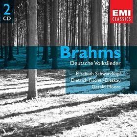 Brahms: Deutsche Volkslieder