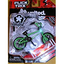 Flick Trix Finger Bike ~UNITED~ RECRUIT