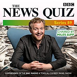 The News Quiz: Series 89 Radio/TV Program