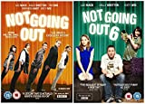 Not Going Out BBC TV Comedy Series Complete Season 1,2,3,4,5 and 6 All Episodes (11 Discs) DVD Collection + Extras