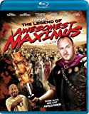 Cover art for  National Lampoon's The Legend of Awesomest Maximus [Blu-ray]