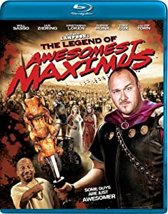 National Lampoon's The Legend of Awesomest Maximus [Blu-ray]