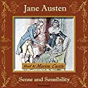 Sense and Sensibility Audiobook by Jane Austen Narrated by Marion Castle
