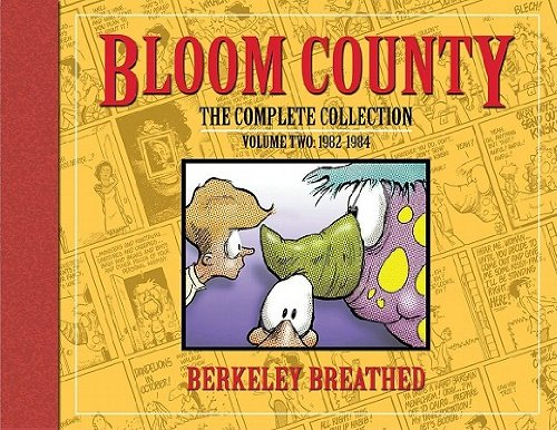 The Bloom County Library, 1982-1984   [BLOOM COUNTY LIBRARY V02] [Hardcover]