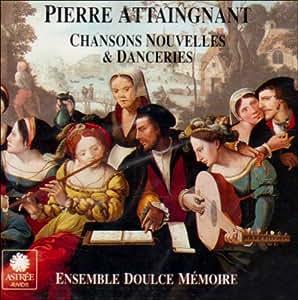 Chansons Nouvelles & Danceries