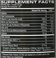 C4 Fitness Training Pre-Workout Supplement for Men and Women - Enhance Energy and Focus with Creatine Nitrate and Vitamin B12, Strawberry Margarita, 30 Servings from Cellucor