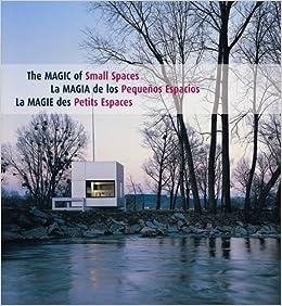 MAGIC OF SMALL SPACES (Interior Design)