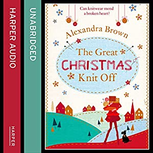 The Great Christmas Knit Off Audiobook