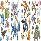 Pokemon Removable Wall Decorations Child