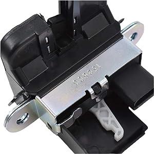 New Rear Trunk Boot Lid Liftgate Lock Latch for VW Volkswagen Tiguan Jetta Sportwagen 5M0827505E 5M0 827 505E