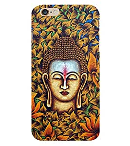 LORD BUDDHA Designer Back Case Cover for Apple iPhone 6S