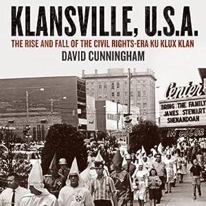 Klansville, U.S.A Audiobook