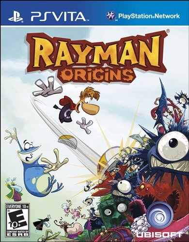 Rayman Origins - Playstation Vita front-1014119
