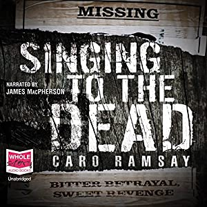 Singing to the Dead Audiobook