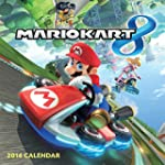 Mario Kart 2016 Wall Calendar (Abrams...