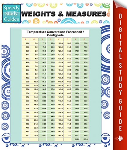 Weights & Measures (Speedy Study Guides)