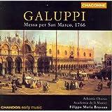 Galuppi: Mass for St. Mark's