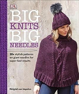 Book Cover: Big Knits, Big Needles
