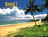 2016 Hawaii All Island Hawaiian Wall Calendar