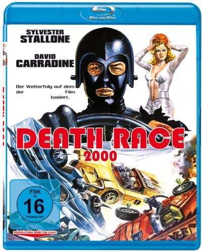 Death Race 2000 [Blu-ray]