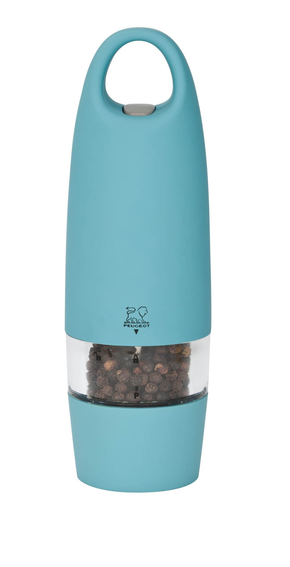 Peugeot Zest Electric Soft Touch Pepper Grinder   image