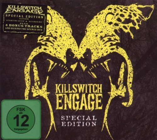 Killswitch Engage (CD/DVD) by Killswitch Engage (2009-06-30)