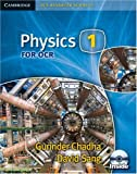 Physics 1 for OCR Student's Bool with CD-ROM (Cambridge OCR Advanced Sciences)