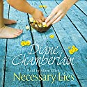 Necessary Lies Audiobook by Diane Chamberlain Narrated by Alison Elliott