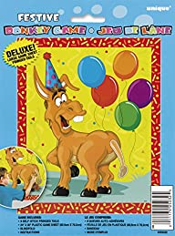 Deluxe Pin The Tail on the Donkey Gam…