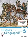 Histoire g�ographie, enseignement mor...