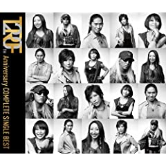 TRF 20TH Anniversary COMPLETE SINGLE BEST (3���gALBUM)
