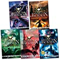 Percy Jackson Pack, 5 books, RRP �34.95 (Battle Of The Labyrinth; LightningThief; Last Olympian; Sea of Monsters; Titan's Curse). (Colour Young Puffin)