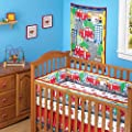 FDNY 3PC CRIB SET