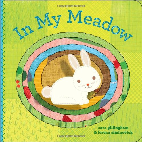 In My Meadow: Finger Puppet Book (In My... (Chronicle))
