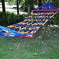 Aussen-Netze mit Mesh-Stil aus Holz Hängematte Schaukel Innen-und Außenfenster von Flying little witch Hammock auf Gartenmöbel von Du und Dein Garten