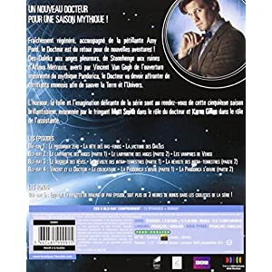 DOCTOR WHO saison 5 [Blu-ray]