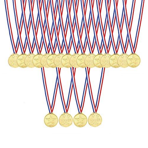 caydo-48-pcs-kids-childrens-gold-plastic-winner-award-medals