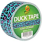 Duck Tape Funky Leopard
