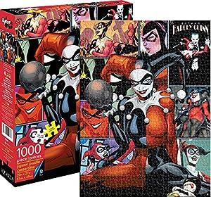 Harley Quinn DC Comics jigsaw puzzle 690mm x 510mm (nm 65247)