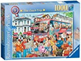 Ravensburger Best of British The Coach Trip Puzzle (1000 Pieces)