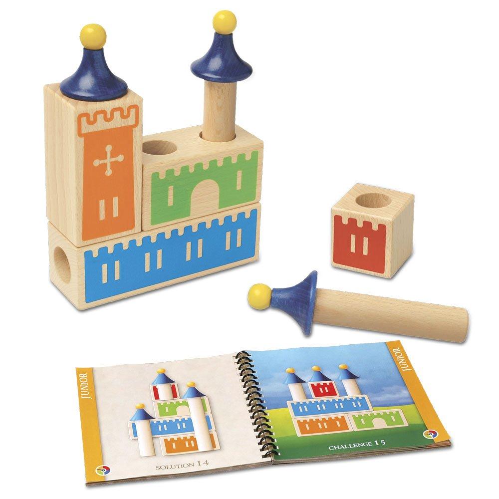 Juego de madera para niños de 3 a 8 años