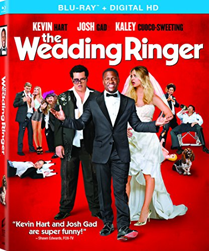 The Wedding Ringer [Blu-ray]